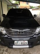 Toyota Hilux Sw4 Srv 3.0 4X4 (7 Lugares) 2013