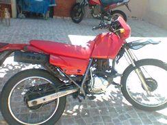 Moto Honda XLR 125
