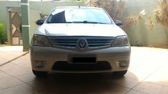 Renault Logan 1.6 Expression 2009/2010 Único Dono 04 Pneus Zero