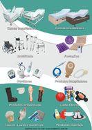 Vendas e Locação de Produtos Hospitalares e Ortopédicos