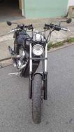 Vendo Shadow 600 2003 Preta