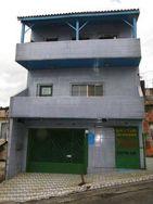 Sobrado Residencial e Comercercial C/03 Pav.vila Dirce, Carapicuiba-Sp