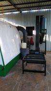 Caldeira 2.000 Kg/h À Lenha