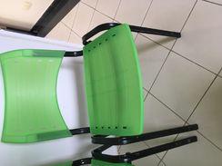 Cadeira Verde Reforçada