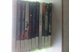 11 Jogos X Box 360