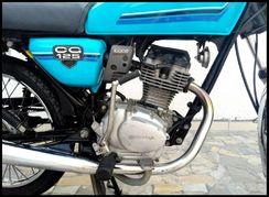Honda CG 125 1982
