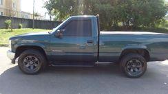 Chevrolet Silverado Pick Up Conquest 4.2 2000