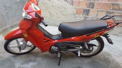 Moto 50 Cilindrada Dafra 2013