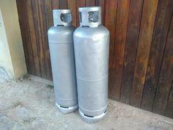 Botijão de Gas de 45Kg
