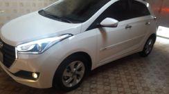 Hb20 Premium 1.6 Automático, Branco, Baixa Kilometragem.