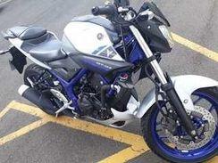Moto Yamaha MT 03 321Cc 16/17