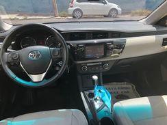 Toyota Corolla Sedan 2.0 Dual Vvt-I Flex Xei Multi-Drive S 2016