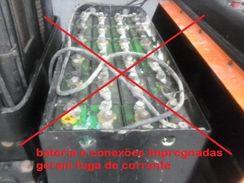 Empilhadeiras , Baterias