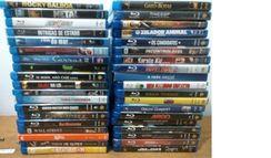 Varios Títulos de Dvds 10.000.00 Mil Dvds e 400,00 Blu-Rays