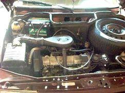 Motor de Fiat Uno Argentino 1.5R
