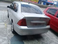 Peugeot 307 Sedan Presence 1.6 16V (Flex) 2008