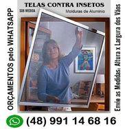 Telas Contra Mosquitos Sob Medida