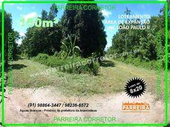 Loteamento Ananindeua Pa, Lotes Área de Expansão da Av. Joao Paulo Ii
