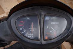 Suzuki Burgman 2008