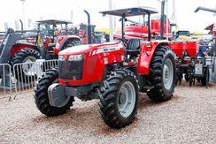 Trator Massey Ferguson 4275 4X4 Ano 2016