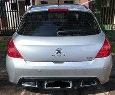Peugeot 308 Allure 2.0 16V (Flex) (Aut) 2014