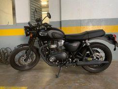 Triumph Bonneville T120 Black 2018