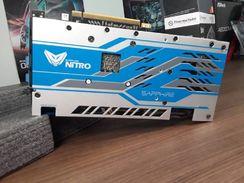 RX 580 8Gb Sapphire Nitro+ Especial Edition!