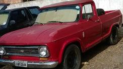 Chevrolet C10 Pick Up (Cab Simples) 1977