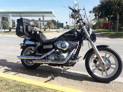 Harley-Davidson Dyna Super Glide Custom 2008