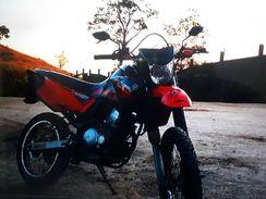 XTZ Lander 250
