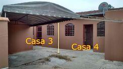 Terreno com 4 Casas com 360M² em Colombo R$ 300Mil Oportunidade