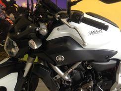 Moto MT 07 Ano 2016.