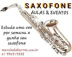 Sax e Flauta Aulas