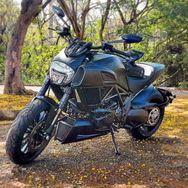 Ducati Diavel 1198 Dark 2016