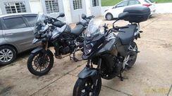 Honda CB 500X (ABS) 2015