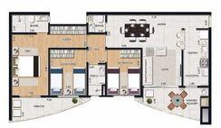 Edifício Palazzo 200Mil + 12 Xs
