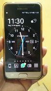 Smartphone Samsung J3 2016 Dourado