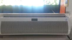 Ar Condicionado + Cortinas de Ar