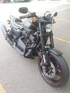 Harley-Davidson Sportster XR 1200X 2012