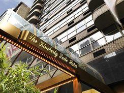 Trabalho no Exterior Hotel Trabalho Necessário em Nova York.
