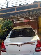 Toyota Etios Sedan Xls 1.5 (Flex) (Aut) 2017