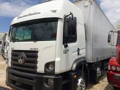 Volkswagen 24280 Bi-Truck Bau,carroceria ou Graneleiro