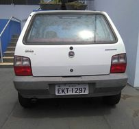 Fiat Uno Mille Fire Economy Way 1.0 (Flex) 4P 2010