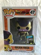 Funko Golden Frieza 47 Dragon Ball