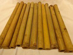 Lote de Bamboo Tratado