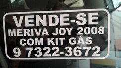 Chevrolet Meriva Joy 1.8 (Flex) 2008