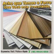 Forro Pvc de Qualidade > Gde Florianópolis