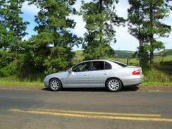 Chevrolet Omega CD 3.8 Sfi V6 (Aut) 2001