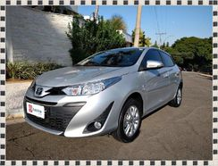 Toyota Yaris 2019 Automático Cvt