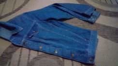 Jaqueta Jeans Masc.; C&a